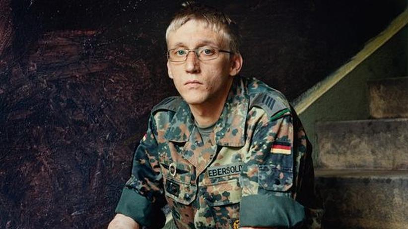 Michael Ebersoldt war Opfer eines Anschlags in Afghanistan