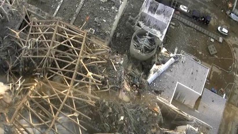 Fukushima: Japans Atombehörde stuft AKW-Unfall herauf