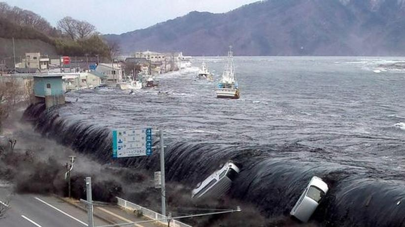 Atomkrise in Japan: Tepco missachtete Tsunami-Warnung