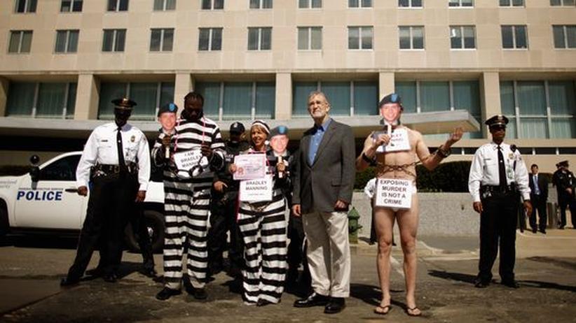 Bradley Manning: Hafterleichterungen für mutmaßlichen Wikileaks-Informanten