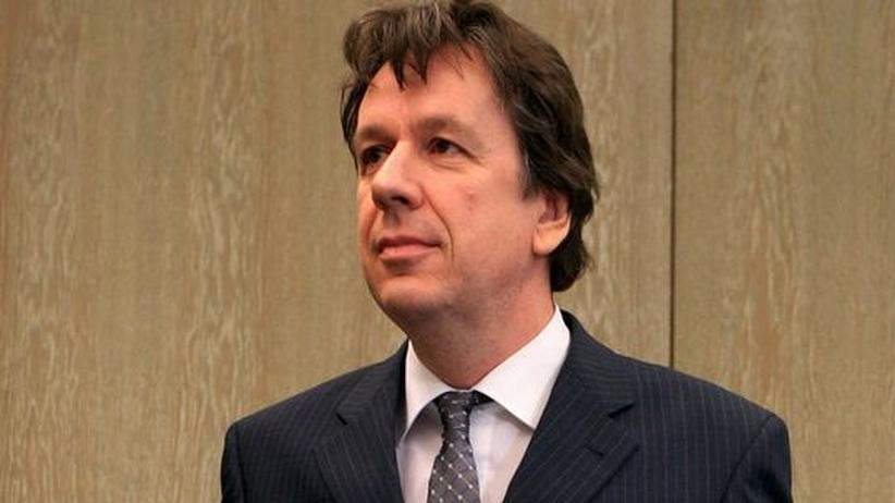 Strafprozess: Jörg Kachelmann während des Strafprozesses