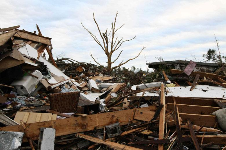 tornado in den usa st rme verwandeln h user in kleinholz zeit online. Black Bedroom Furniture Sets. Home Design Ideas