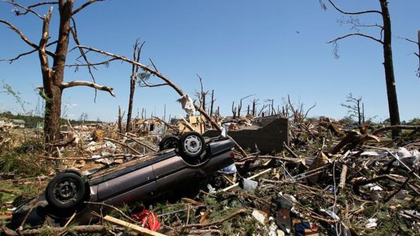 Unwetter in den USA: US-Versicherer rechnen mit fünf Milliarden Dollar Schaden