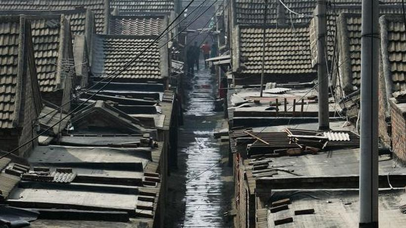 China: Wohnen auf dem Drachen