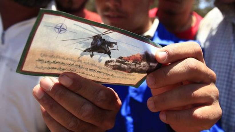 """Libyen: """"Flugblätter unterlaufen jegliche Zensur"""""""
