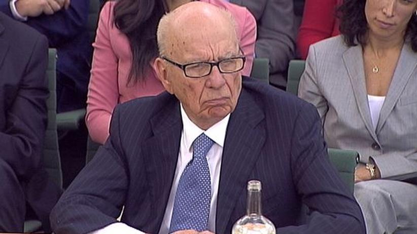 Rupert Murdoch: Entmachtet, überfordert, attackiert