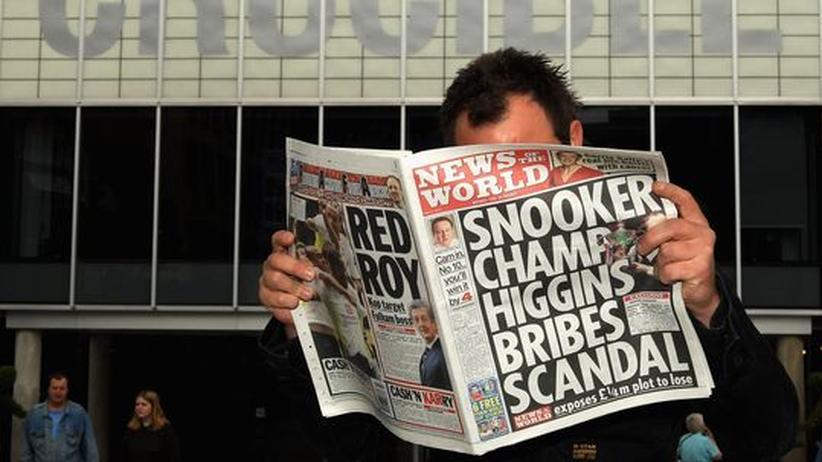 """Abhörskandal: Murdoch stellt Boulevardblatt """"News of the World"""" ein"""