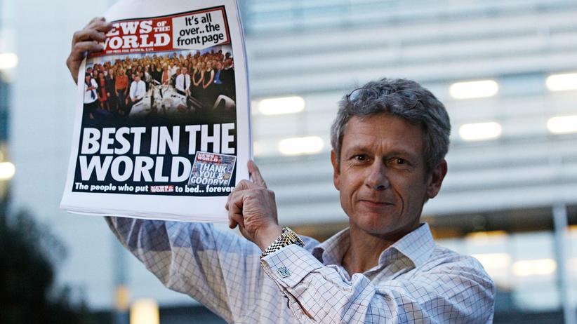 """""""News of the World"""": Wie Murdoch Großbritannien regierte"""