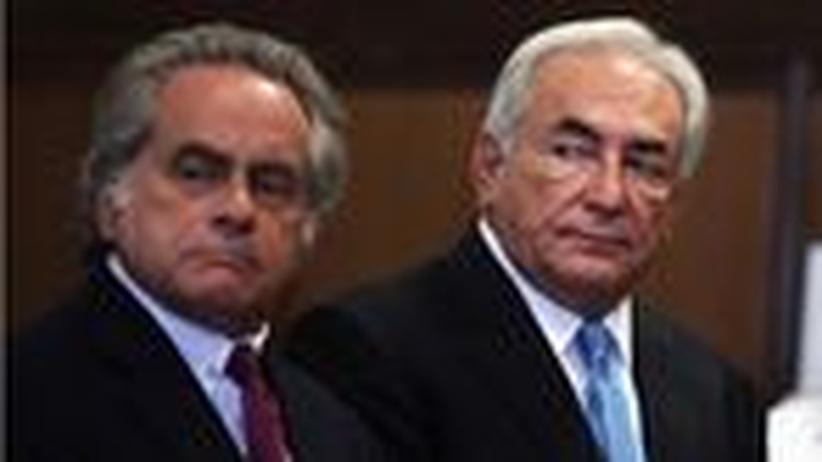 Dominique Strauss-Kahn: Ein Verdacht zerrinnt