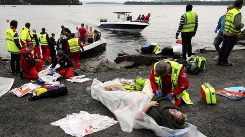 Oslo: 91 Menschen sterben bei Anschlägen