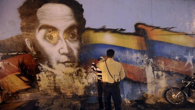 Kriminalität: In Venezuela ist die Gewalt außer Kontrolle