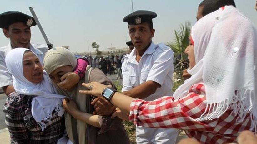 Frauen in Ägypten: Mit Crowdsourcing gegen sexuelle Übergriffe