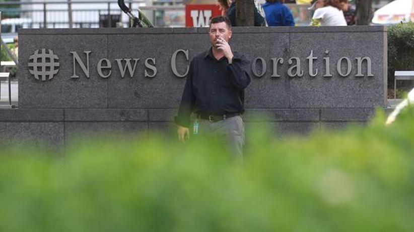 """""""News of the World"""": Die Zentrale von """"News Corporation"""" in Manhattan"""