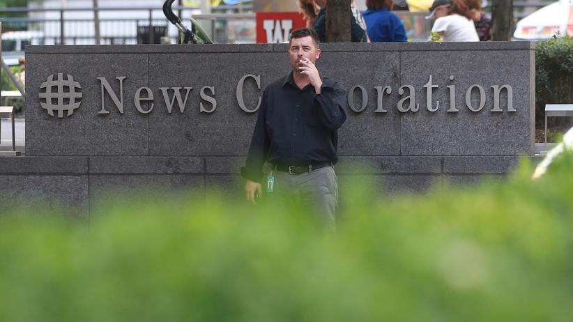"""""""News of the World"""": Rupert Murdoch und der Glauben an das Wort"""
