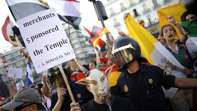 Papstbesuch: Spaniens katholische Paradoxien