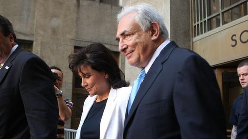 Vergewaltigungsvorwurf: US-Gericht will Verfahren gegen Strauss-Kahn einstellen