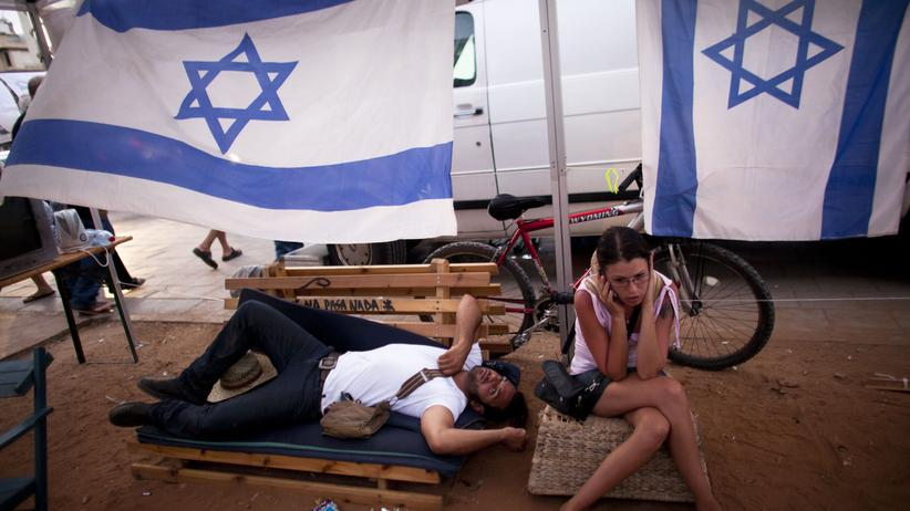 Proteste in Israel: Regev Contes ist politisch geworden