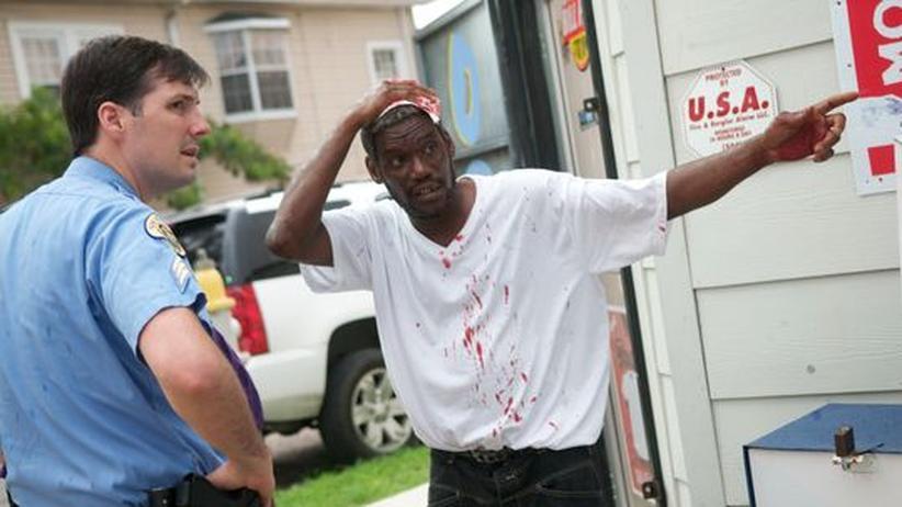 Kriminalität in den USA: Polizei hält das multikulturelle Amerika zusammen