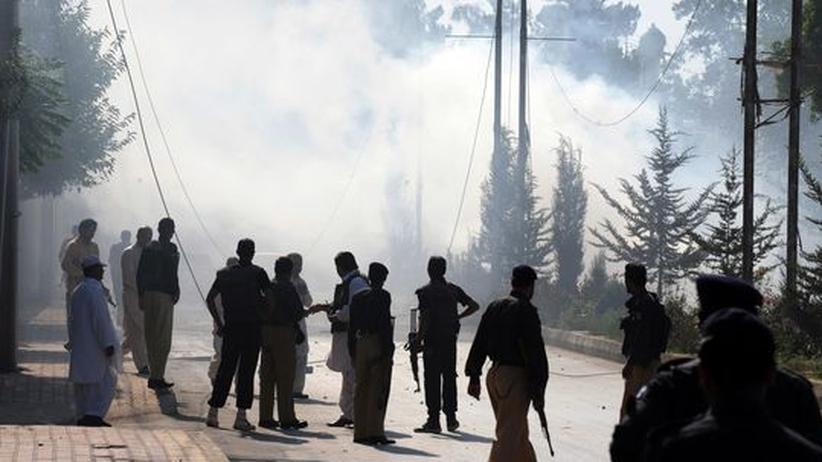 Terroranschlag: Selbstmordattentäter in Pakistan töten mindestens 22 Menschen