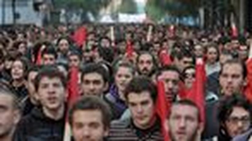 Jugendproteste: Keine Wut im Bauch