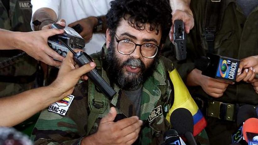 Kolumbien: Anführer der Farc-Rebellen ist tot