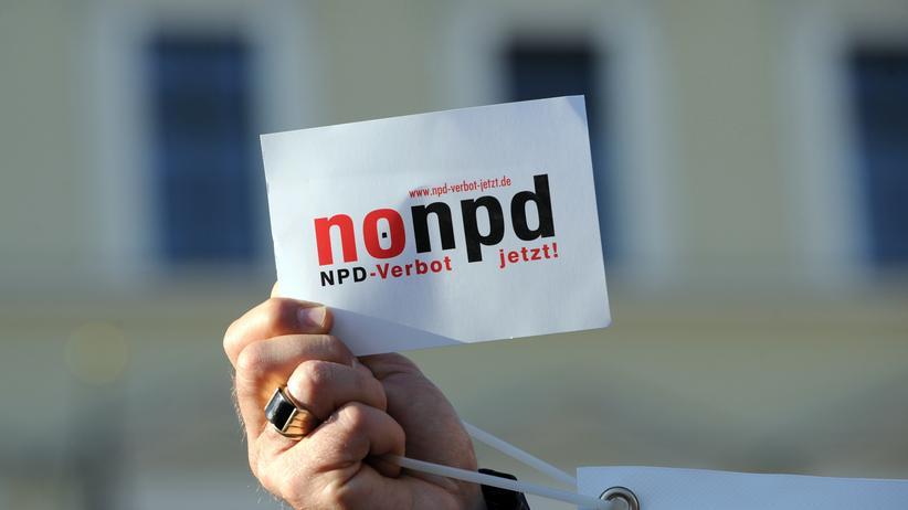 NPD: Eine kriminelle Vereinigung