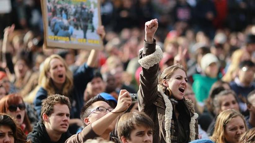 Occupy-Bewegung: 10 Gebote für die Revolte