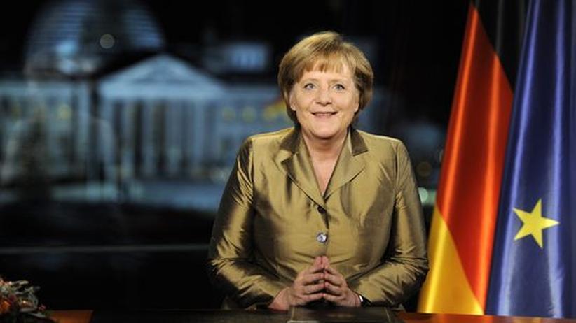 Neujahrsansprache: Merkel schwört die Deutschen auf ein schwierigeres Jahr ein