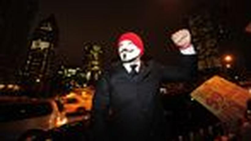 Volksbewegungen: Was Occupy und Tea Party gemein haben