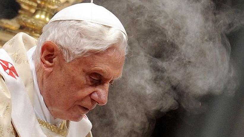 """Benedikt XVI.: """"Weihnachten ist zu einem Fest der Geschäfte geworden"""""""
