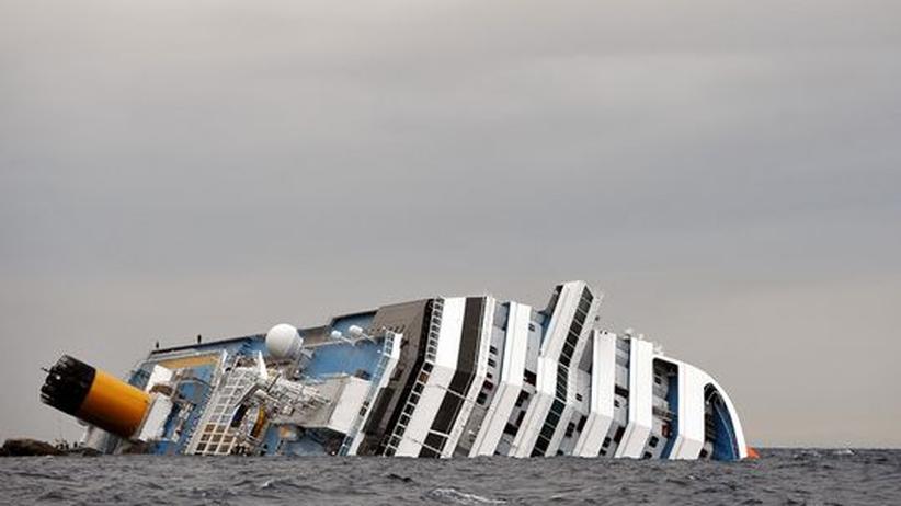 Havarie: Concordia-Kapitän änderte Route eigenmächtig