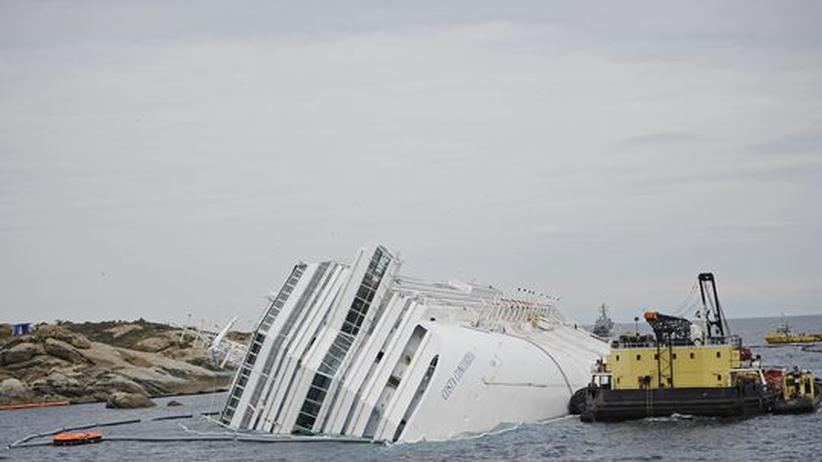 Havarie: Fünftes deutsches Kreuzfahrt-Opfer identifiziert