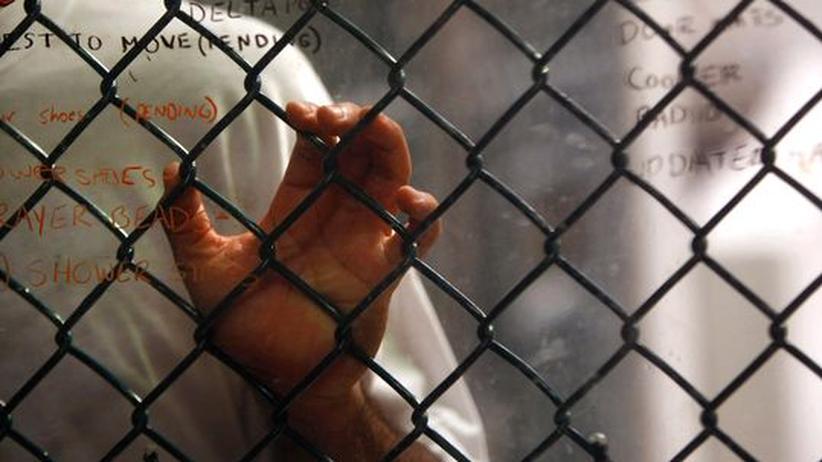 Gefangenenlager: Obamas Schande