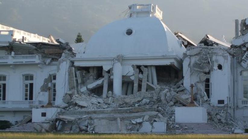 Katastrophenhilfe: In den Trümmern von Haiti
