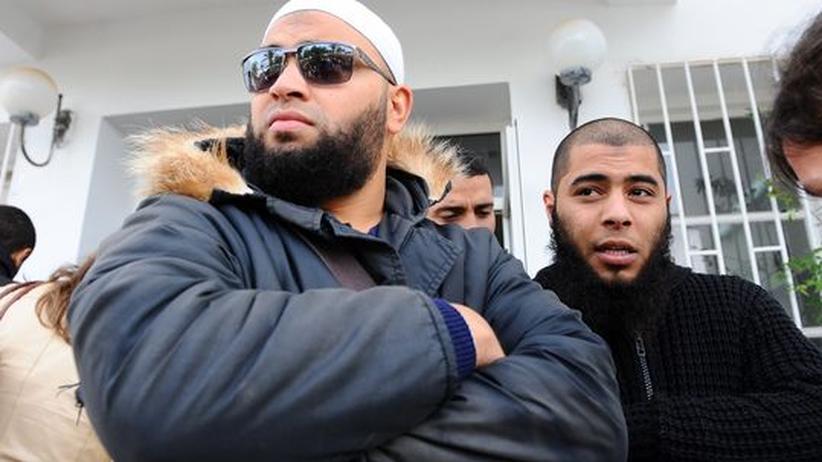 Tunesien: Salafistische Studenten in Tunis