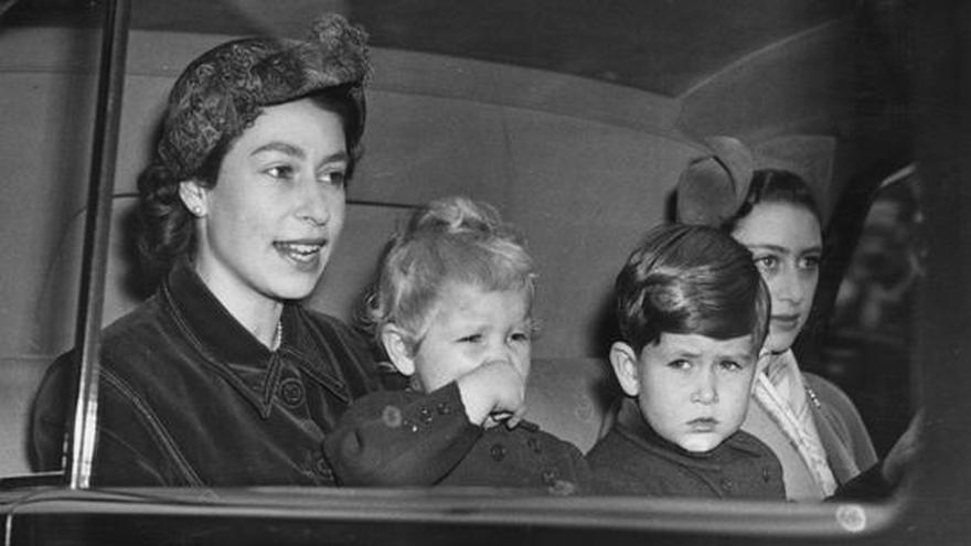 Queen Elizabeth Stationen Ihres Lebens Zeit Online