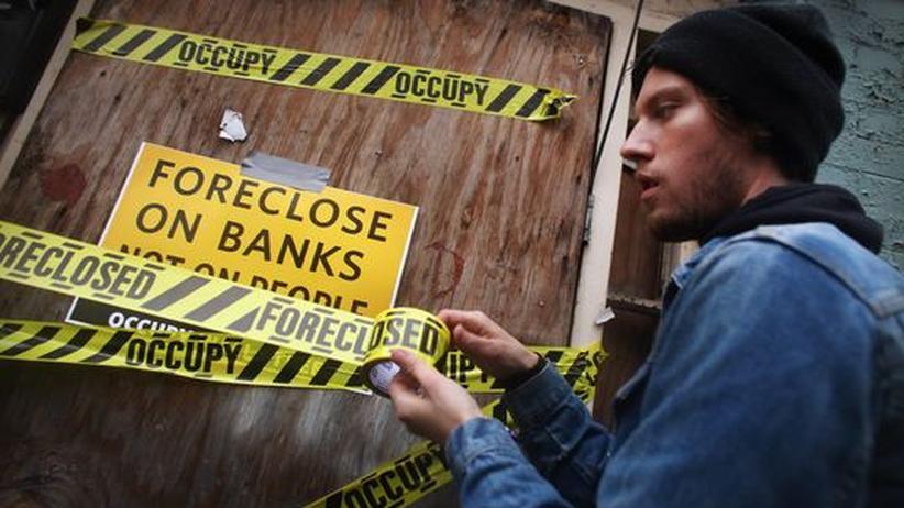Occupy-Bewegung: Vor dem amerikanischen Frühling