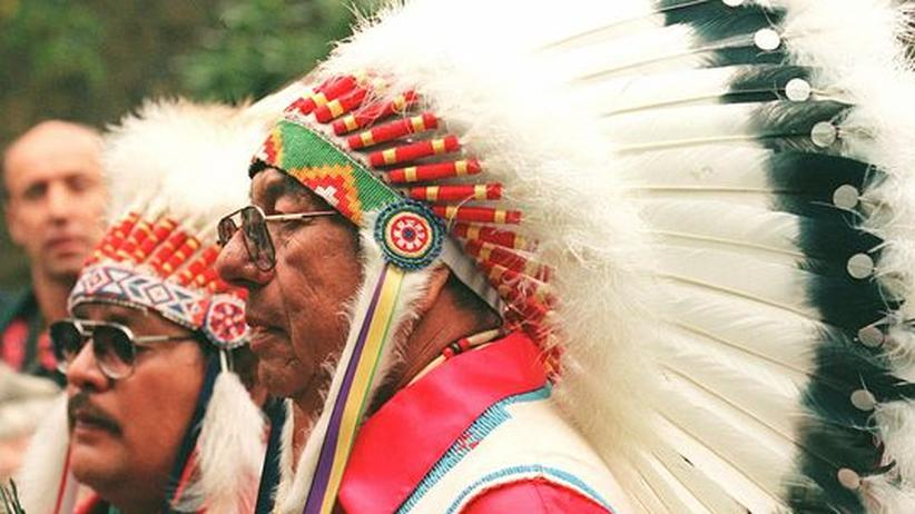 USA: Indianer verklagen Brauereien
