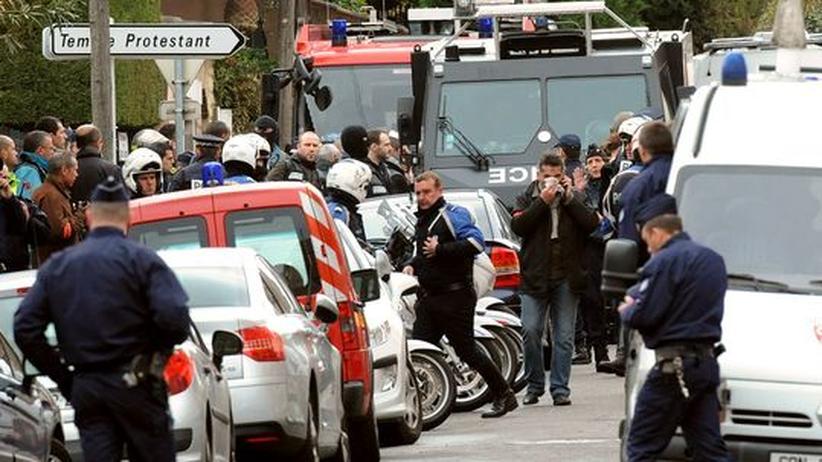 Toulouse: Elitepolizisten erschießen Mohamed M.