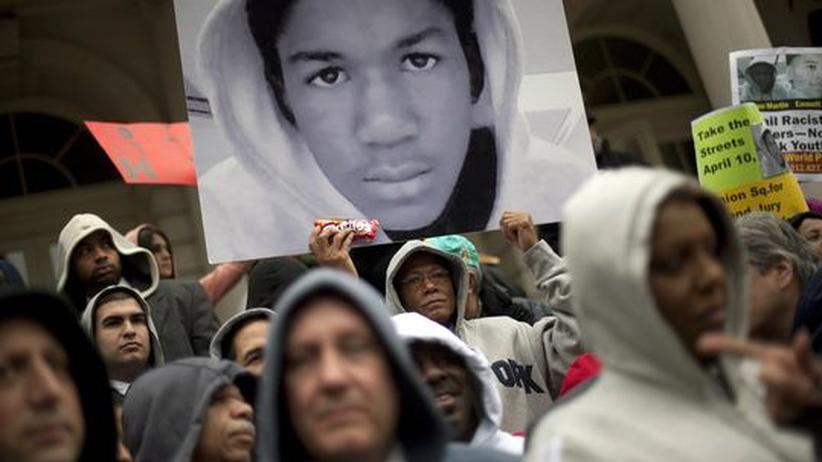 Fall Trayvon Martin: Überwachungsvideo belastet Bürgerwehr-Schützen
