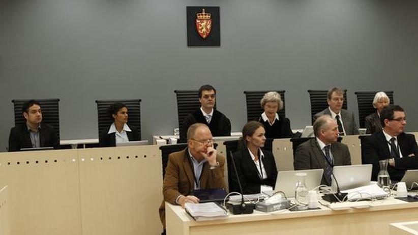 Prozess in Oslo: Breivik benennt ideologische Vorbilder