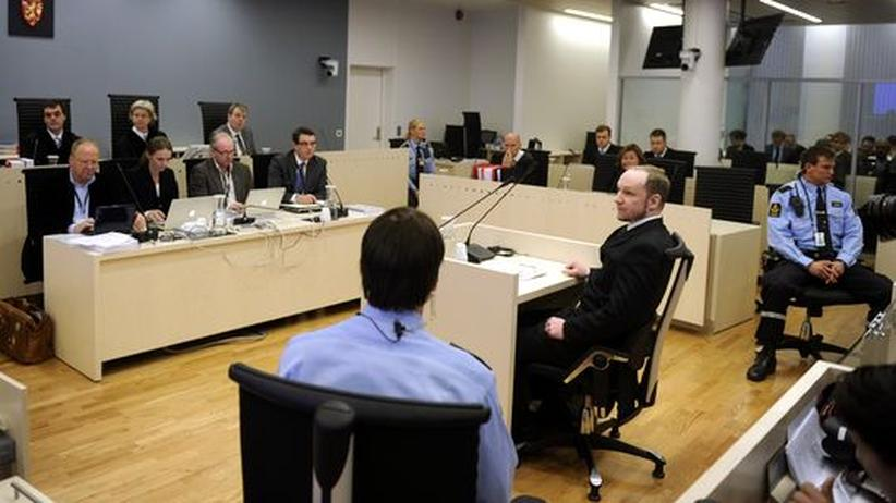 Prozess in Oslo: Breivik behauptet Verbündete zu haben