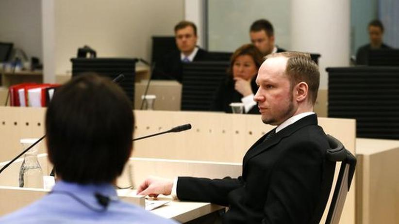 Prozess in Oslo: Breivik hatte angeblich weitere Anschlagsziele