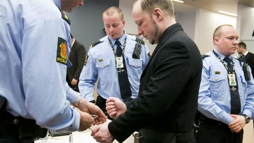 """Prozess: Breivik wollte """"Al-Kaida für Christen"""""""