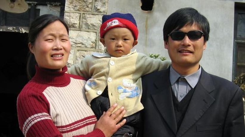 Menschenrechte: Chinesischer Bürgerrechtler flieht aus Hausarrest