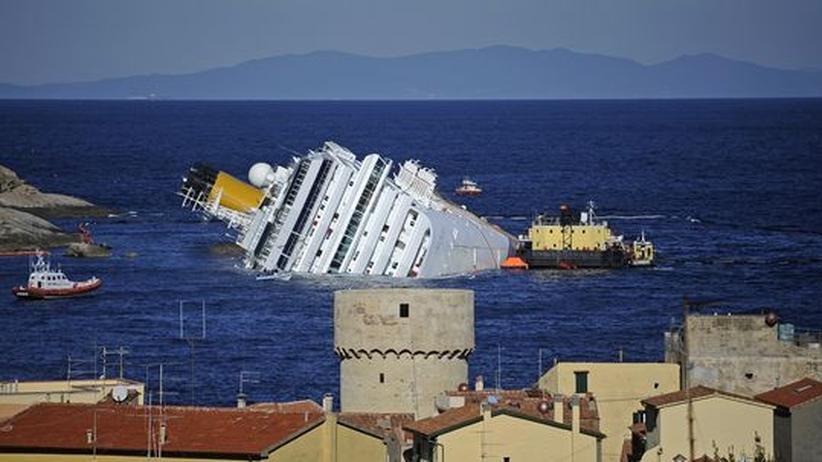 """Schiffsunglück: """"Costa Concordia"""" soll von US-Firma abtransportiert werden"""