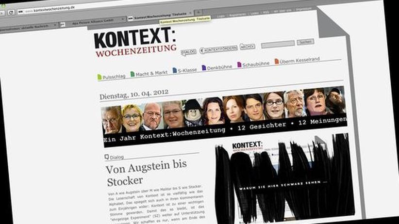 Internetzeitung: Unabhängig in die Pleite