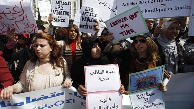 Marokko: Der Selbstmord von Amina Filali erschüttert Marokko