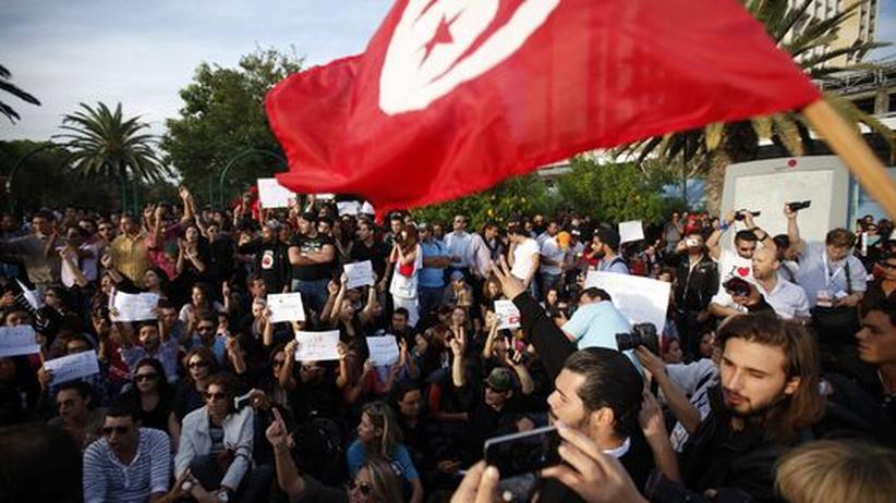 Tunesien: Lange Haftstrafen wegen Zeichnung von Mohammed-Karikaturen