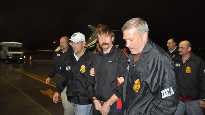USA: Russischer Waffenhändler Bout muss 25 Jahre ins Gefängnis
